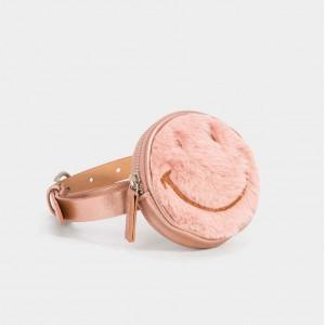 Cinturón con bolso