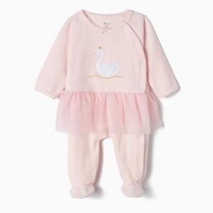 Pelele pijama Cisne Tul