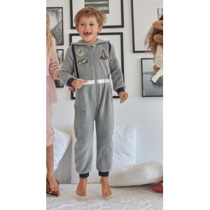 Pijama mono Astronauta