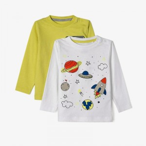 Pack Camisetas SPACE
