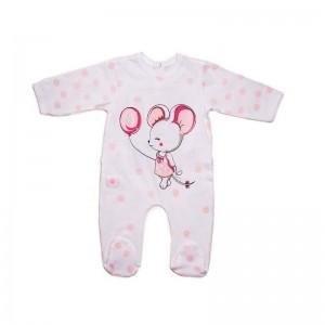 Pelele Pijama rarita rosa