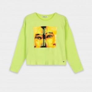 Camiseta cortita MERCE